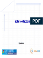 Solco Training Solar Collectors En