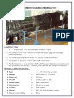 R-11 Turbojet Engine