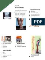 Osteoarthritis (Leaflet)