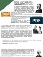 Introducción Ing. Industrial Precursores y Planeación de La Producción
