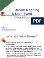 Value Stream Mapping Basics