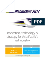 Asia Pacific Rail 2017 Singapore - Terrapinn