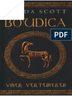 Manda Scott - Boudica Visul Vulturului