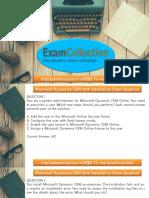 MB2-711 Study Material