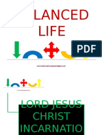 The Balanced Life of Christ by Periander Esplana