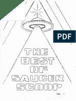 Saucer Scoop - Best Of