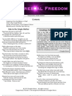 The Cerebral Freedom, Vol. 2, No. 3 (July 2010)