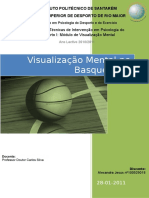 Visualização Mental Basquetebol