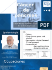 Cáncer  de páncreas.pptx
