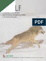 ARCTUROS Wolf Conservation