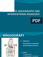 The Role of Angiography and Interventional Radiology