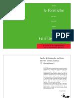 [E-Book - ITA] - Gino & Michele - Anche Le Formiche Nel Loro Piccolo Fanno Politica (E Incazzano
