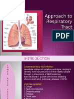 Approach to Respiratory Tract Infection