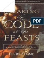 Breaking the Code of the Feasts - Perry Stone