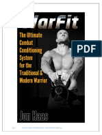 WarFit Free Workouts From Warrior Fitness 1
