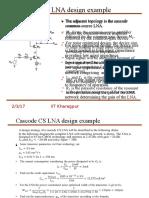 Cascode CS LNA design example.pptx