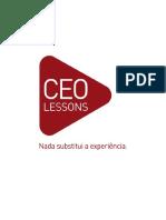 Apresentacao CEO LESSONS
