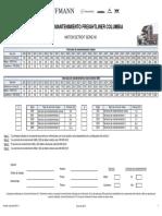 01 - Información de Mantenimientol Columbia Detroit S60