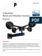 POPP Z-Weather - Manual