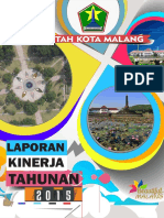 Lakip Kota Malang Tahun 2015 Fix