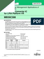 MB39C308 Fujitsu