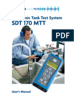 FR User Manual SDT 170 MTT
