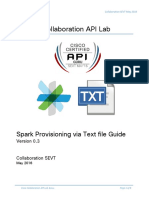 API Sdklab Lab6 Spark