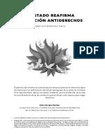 Derechos Reproductivos en Paraguay 2016 - Artículo publicado en el informe de Derechos Humanos de la CODEHUPY