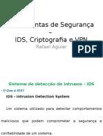AULA 5 - Ferramentas de SI - IDS e Criptografia(2)