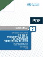 HIV WHO