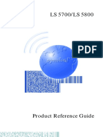 6WE Symbol LS 5800 ReferenceGuide