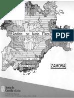 Análisis del Medio Físico. Zamora. Parte I.