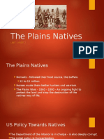 the plains natives