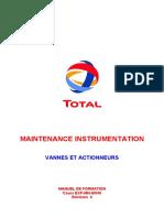 EXP-MN-SI040-FR-R0 - Vannes et actionneurs.pdf