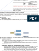 Direct Retry(DRD) and Call Admission Control(CAC) Algorithm