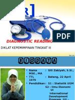Diagnostic Reading