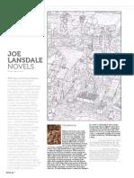 article about - Joe Lansdale Novels