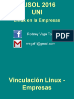 Linux en La Empresas
