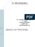 Basics of Proteins