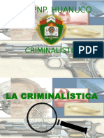 Criminalistica Parte 1
