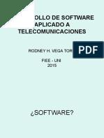 Software y Telecomunicaciones