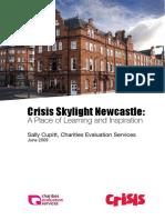 Crisis Skylight Newcastle