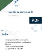 Gestión de Proyectos de BI