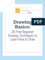 drawing basics_26 free beginner drawing techniques.pdf