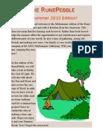 Runepebble Issue 4, 2010