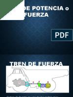 Tren de Fuerzas