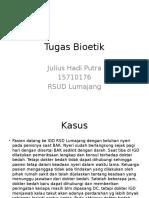 Tugas Bioetik Julius Titip