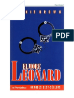 Elmore Leonard - Jackie Brown