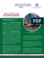 ¿Crisis del empleo juvenil en la República Dominicana?