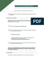 Desarrollo de Habilidades en El Uso y Manejo de La Información de Calidad